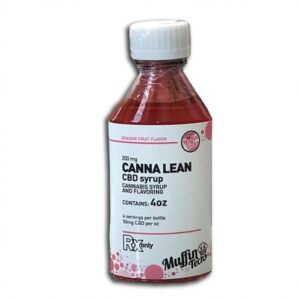 Canna Lean Dragon Fruit Syrup